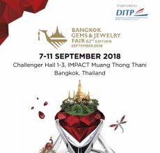 Bangkok Gems & Jewelry Fair 62